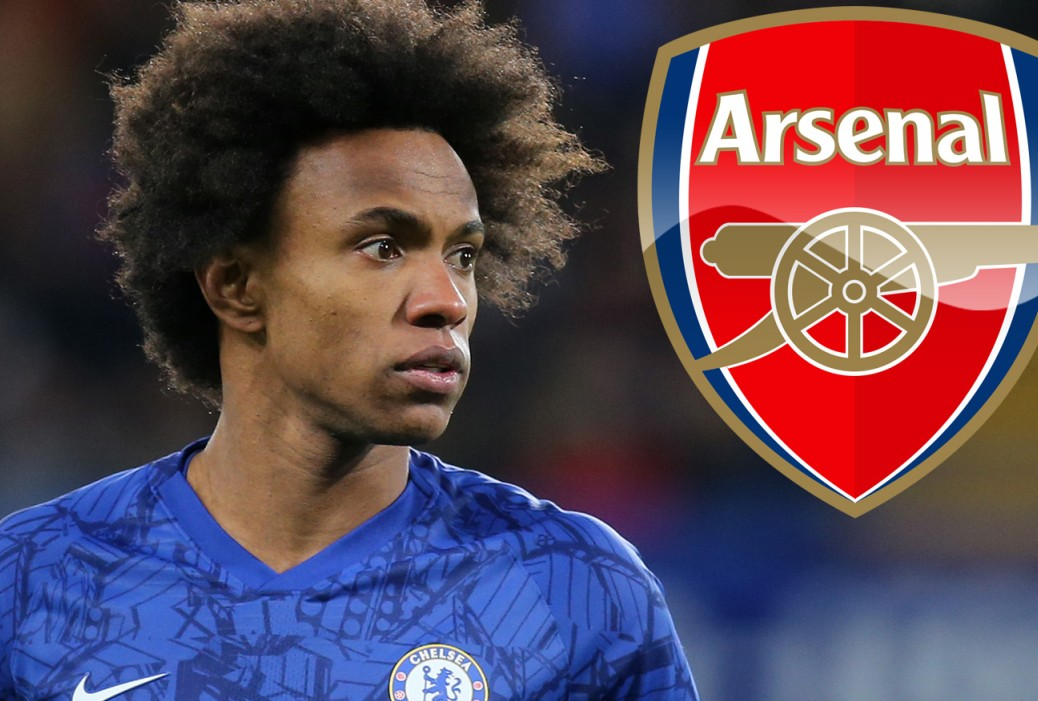 Arsenal unveil Willian - Olisa.tv